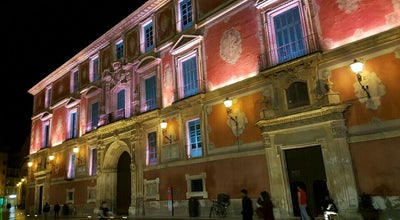 Photo of Historic Site Palacio Episcopal at Plaza Cardenal Belluga, Murcia, Spain