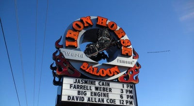 Photo of Bar Iron Horse Saloon at 1068 N Us Highway 1, Ormond Beach, FL 32174, United States