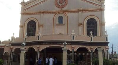 Photo of Church Santuário de Nossa Senhora Aparecida do Norte do Paraná at Rua Grajaú, 245 - Vila Nova, Londrina 86025-420, Brazil