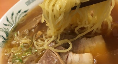 Photo of Chinese Restaurant 日高屋 松原団地駅西口店 at 松原1-1-1, 草加市, Japan