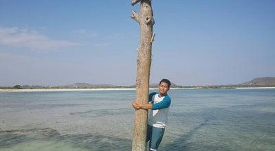 Photo of Beach Tanjung aan beach kuta lombok at Indonesia