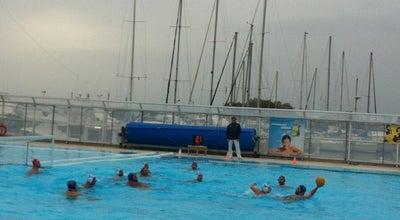 Photo of Pool ΑΝΟΓ - Αθλητικός Ναυτικός Όμιλος Γλυφάδας (ANOG) at Διαδόχου Παύλου 42, Αθήνα 166 01, Greece