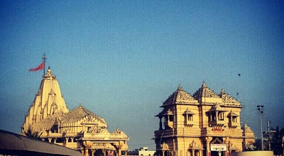 Photo of Temple Somnath Temple at Somnath, India