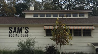 Photo of American Restaurant Sam's Social Club at 1712 Lincoln Ave, Calistoga, CA 94515, United States