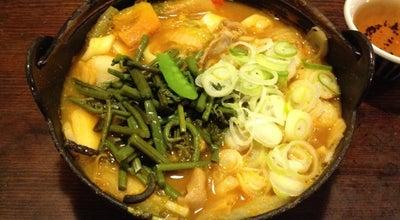 Photo of Ramen / Noodle House 甲州ほうとう 小作 甲府駅前店 at 丸の内1-7-2, 甲府市, Japan