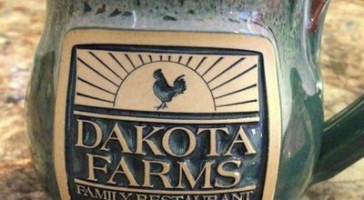 Photo of Diner Dakota Farms at 1906 2nd Ave W, Williston, ND 58801, United States