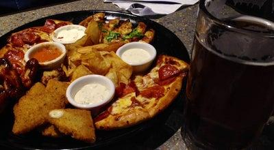 Photo of American Restaurant Boston's The Gourmet Pizza at Plaza Galerias Campeche, San Francisco De Campeche, Mexico