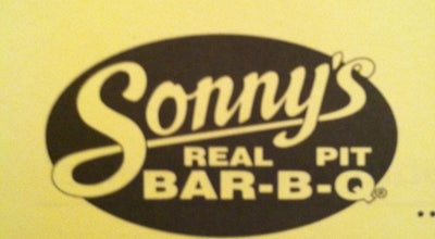 Photo of BBQ Joint Sonny's BBQ at 160 Cobb Parkway, Marietta, GA 30062, United States