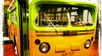 Photo of History Museum The Rosa Parks Bus at Dearborn, MI, United States