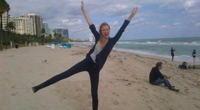 Photo of Beach 88th Street Beach at 88th St, Miami Beach, FL 33154, United States