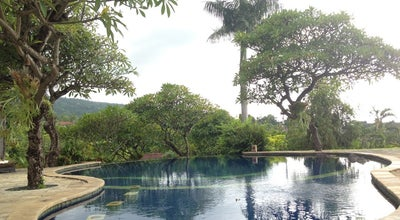 Photo of Pool Damai Poolside at Lovina, Indonesia
