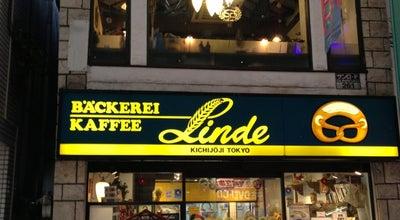 Photo of Bakery ベッカライカフェ リンデ 吉祥寺店 at 吉祥寺本町 1-11-27, 武蔵野市 180-0004, Japan