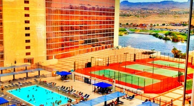 Photo of Casino Aquarius Resort And Casino at 1900 S Casino Dr, Laughlin, NV 89029, United States