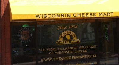 Photo of Cheese Shop Wisconsin Cheese Mart at 1048 N Old World 3rd St, Milwaukee, WI 53203, United States
