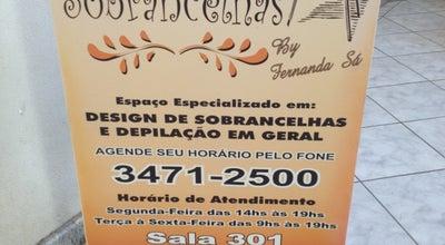 Photo of Spa Ateliê das Sobrancelhas at Av General Flores Da Cunha, Cachoerinha, Brazil