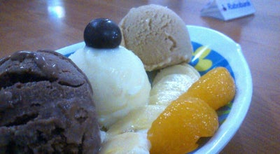 Photo of Ice Cream Shop Domino Ice Cream at Jl. Sultan Agung, Jember, Indonesia