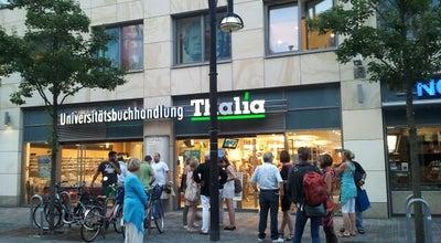 Photo of Bookstore Thalia at Breite Str. 15-17, Rostock 18055, Germany