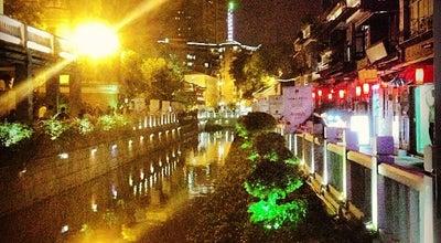 Photo of Lake 荔枝湾 Lizhi Wan at 荔枝湾路, 广州市, 广东, China
