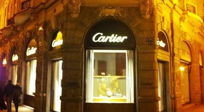 Photo of Jewelry Store Cartier at Pařížská 2, Praha 110 00, Czech Republic