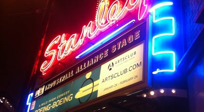 Photo of Theater Stanley Industrial Alliance Stage (Arts Club Theatre Company) at 2750 Granville Street, Vancouver, BC V6H, Canada