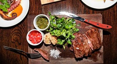 Photo of Argentinian Restaurant Balvanera at 152 Stanton St, New York, NY 10002, United States