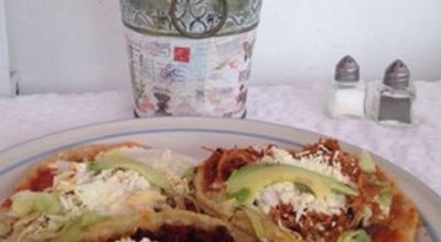 Photo of Breakfast Spot La Antigua Almuerzos Veracruzanos at 14 Oriente, San Andrés Cholula, Mexico