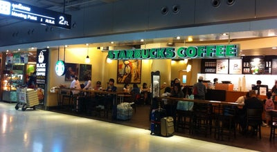Photo of Coffee Shop Starbucks at Concourse B, 4th, Bang Phli 10540, Thailand