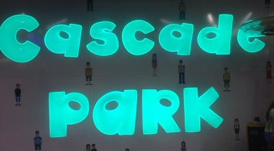 Photo of Arcade Cascade Park at Мфк «cascade Plaza», Днепропетровск, Ukraine