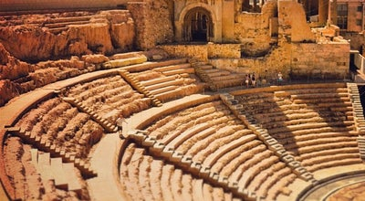 Photo of Historic Site Teatro Romano at Plaza Puerta De La Villa, Cartagena 30202, Spain