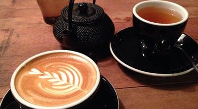 Photo of Cafe RONIN at 17 Hongkong St., Singapore 059660, Singapore