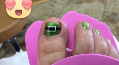 Photo of Spa Envy Nail Salon at 6960 Bradlick Shopping Ctr, Annandale, VA 22003, United States