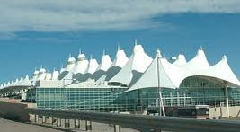 Photo of Airport Denver International Airport (DEN) at 8500 Peña Blvd, Denver, CO 80249, United States