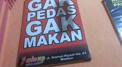 Photo of Ramen / Noodle House Mie XP Extra Pedas at Jl. Slamet Riyadi No. 67, Madiun, Indonesia