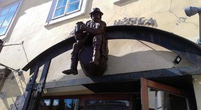 Photo of Eastern European Restaurant Amatininkų užeiga at Didžioji G. 19/2, Vilnius 01128, Lithuania