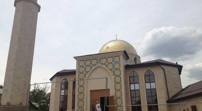 Photo of Mosque Мечеть Горный Гигант at Горный Гигант, Kazakhstan