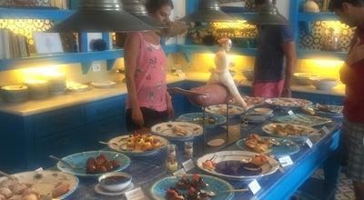 Photo of Italian Restaurant Ristorante il riccio at Capri, Italy