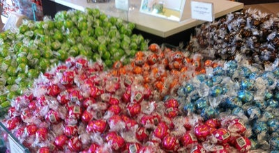 Photo of Candy Store Lindt Outlet Boutique at 805 Boyd Street,, New Westminster, BC V3M 5X2, Canada