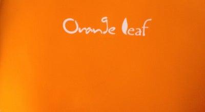 Photo of Ice Cream Shop Orange Leaf at 26321 Northwest Fwy, Cypress, Tx 77429, Cypress, TX 77429, United States