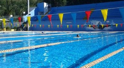 Photo of Pool Δημοτικό Κολυμβητήριο Γαλατσίου at Άλσος Βεΐκου, Γαλάτσι 117 41, Greece