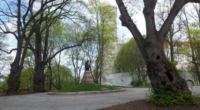 Photo of Park Falgi park at Estonia