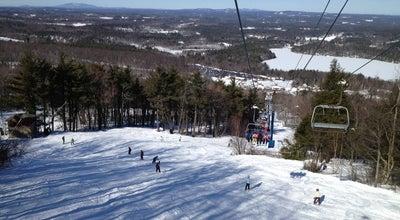 Photo of Ski Area Wachusett Mountain Ski Area at 499 Mountain Rd, Princeton, MA 01541, United States