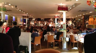 Photo of Italian Restaurant San Carlo at 40-42 King St W, Manchester M3 2WY, United Kingdom