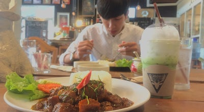 Photo of Cafe Atelier Cafe' at Thailand
