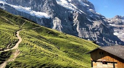 Photo of Scenic Lookout Kleine Scheidegg at Mendelssohnweg, Kleine Scheidegg 3823, Switzerland