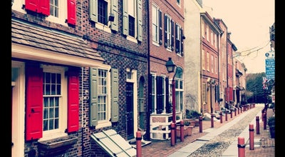 Photo of History Museum Elfreth's Alley Museum at 126 Elfreths Aly, Philadelphia, PA 19106, United States