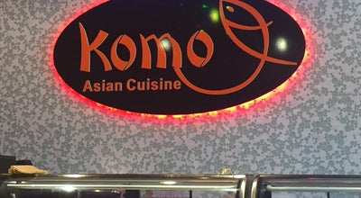 Photo of Asian Restaurant Komo Asian Cuisine at 221 Bedford Ave, Bellmore, NY 11710, United States