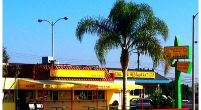 Photo of Mexican Restaurant El Burrito JR. at 1841 Pacific Coast Hwy, Lomita, CA 90717, United States