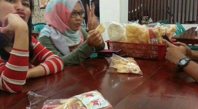 "Photo of Breakfast Spot Bubur Ayam Bandung ""Teh Ros"" at Jl. Kalimantan, Gorontalo, Indonesia"