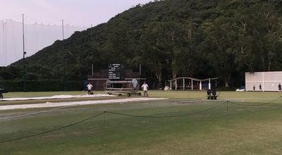 Photo of Cricket Ground Hong Kong Cricket Club at 137 Wong Nai Chung Gap Rd, Tai Tam, Hong Kong