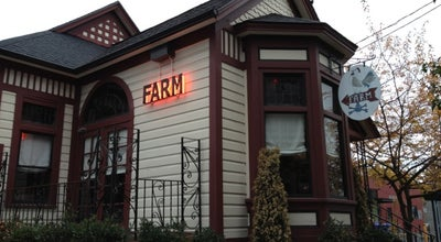 Photo of New American Restaurant The Farm Cafe at 10 Se 7th Ave, Portland, OR 97214, United States